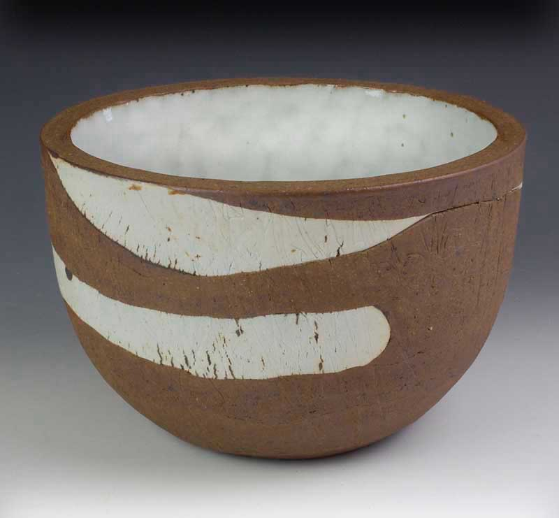 Ceramic Stoneware Crucible